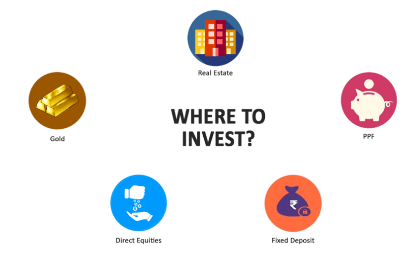 Where to invest money to a novice investor.
