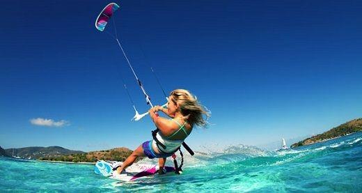 Kitesurfing beginners guide