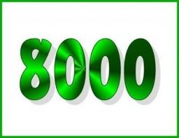 8000a